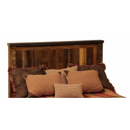 Barnwood Queen Headboard