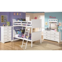 Lulu Bunk Bedroom Set