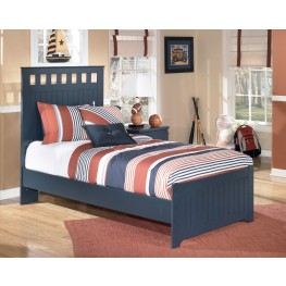 Leo Youth Twin Panel Bed