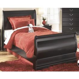 Huey Vineyard Full Sleigh Bed