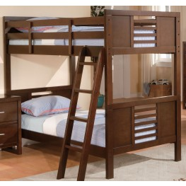 Tove Twin Over Twin Bunk Bed