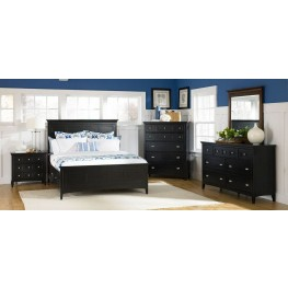 Southampton Panel Storage Bedroom Set