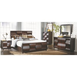 Fuqua Panel Bedroom Set