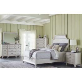 Ocean White Panel Bedroom Set