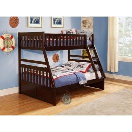 Rowe Twin Over Full Bunk Bed
