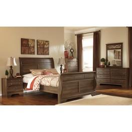 Allymore Sleigh Bedroom Set