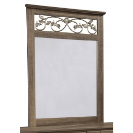 Allymore Bedroom Mirror