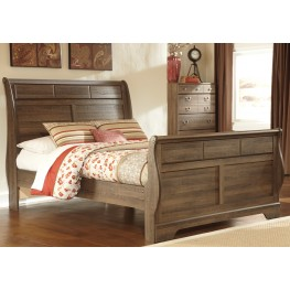Allymore Queen Sleigh Bed