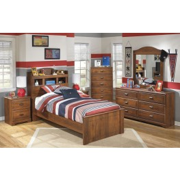 Barchan Youth Bookcase Bedroom Set