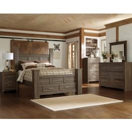 Juararo Poster Storage Bedroom Set