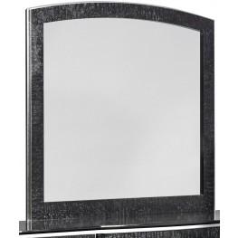 Amrothi Black Bedroom Mirror