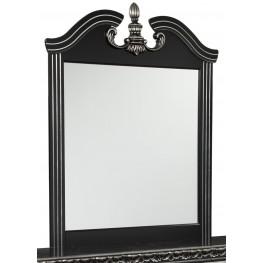 Navoni Black Bedroom Mirror