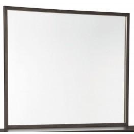 Windlore Dark Brown Bedroom Mirror