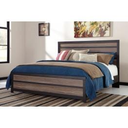 Harlinton King Panel Bed
