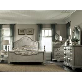 Windsor Lane Weathered Poster Bedroom Set