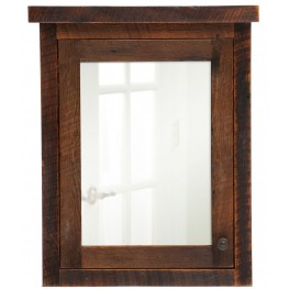 Barnwood Left Hinged Medium Medicine Cabinet