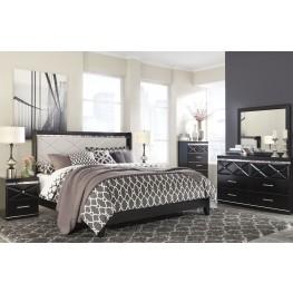Fancee White Panel Bedroom Set