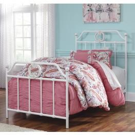 Korabella Full Metal Bed