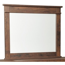 Hammerstead Brown Bedroom Mirror