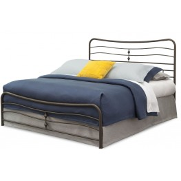 Cosmos Coffee Full Snap Platform Bed