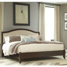 Corraya King Panel Bed