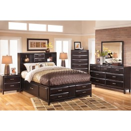 Kira Storage Bedroom Set
