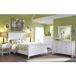 Kaslyn Panel Bedroom Set