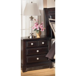 Ridgley 3-Drawer Nightstand