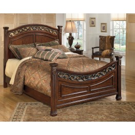 Leahlyn Cal. King Panel Bed