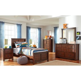 Ladiville Youth Panel Bedroom Set