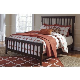 Strenton Queen Panel Bed