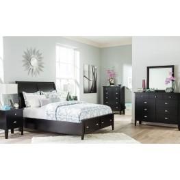 Braflin Sleigh Storage Bedroom Set