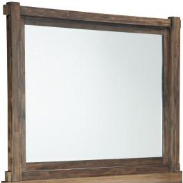 Lakeleigh Brown Bedroom Mirror