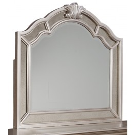 Birlanny Silver Bedroom Mirror
