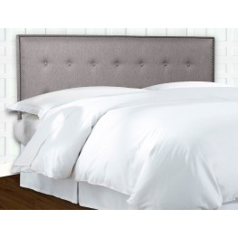 Easley Walnut and Base Dove Full/Queen Headboard