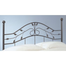 Sycamore Hammered Copper Cal. King Headboard