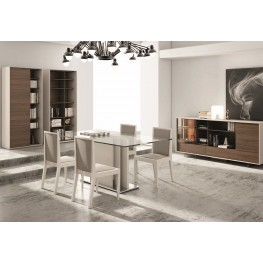 Composition 205 Rectangular Dining Room Set