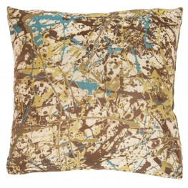 "Painter Wasabi 22"" Square Pillow"
