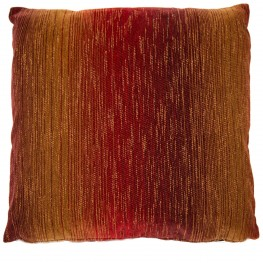 "Stella Fire 22"" Square Pillow"
