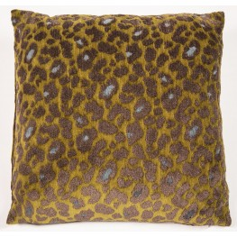 "Wild Life Jungle 22"" Square Pillow"