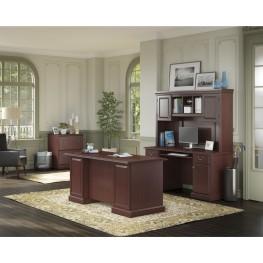 Bennington Harvest Cherry Home Office Set