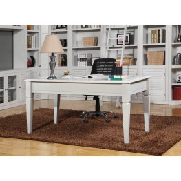 Boca Cottage White 2 Drawer Writing Desk