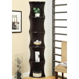 801182 Corner Shelf Bookcase