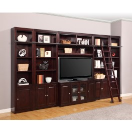 Boston 6 Piece Large Entertainment Wall
