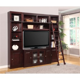 Boston 5 Piece Entertainment Wall