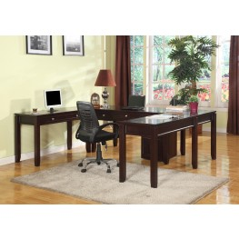 Boston U-Shape Home Office Set