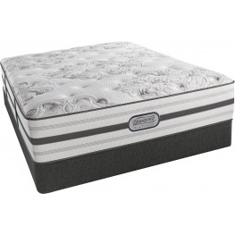 BeautyRest Recharge Platinum Encino Tight Top Luxury Firm Queen Size Mattress