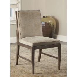 Brookline Walnut Side Chair