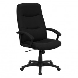 1000177 High Back Fabric Executive Swivel Office Chair