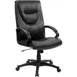 1000189 High Back Black Executive Swivel Office Chair